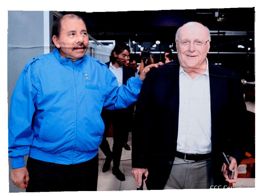El idilio de Daniel Ortega con el gran capital