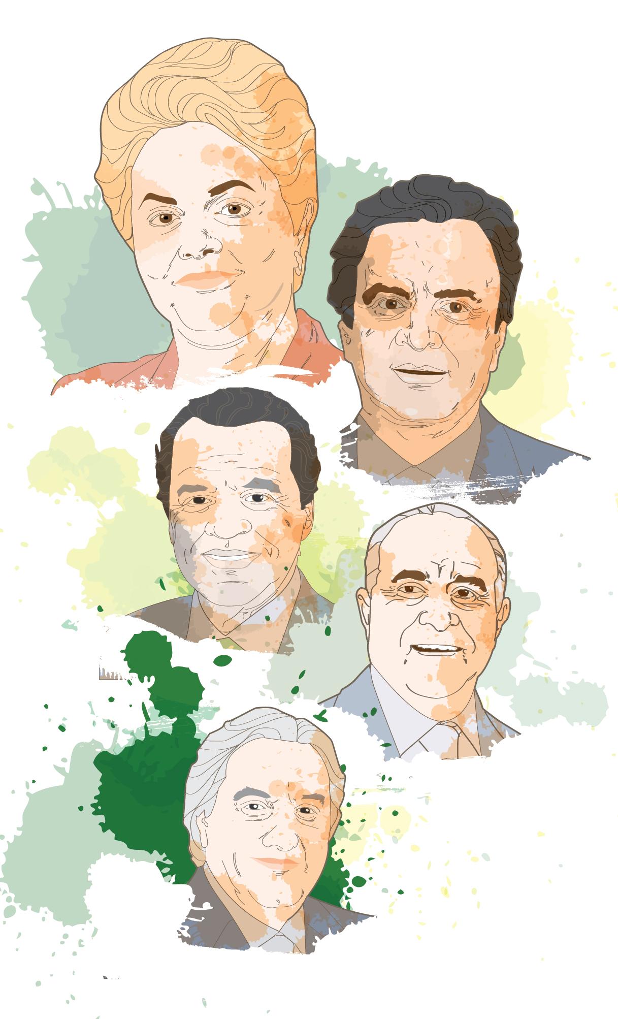 Los tentáculos de Odebrecht en las campañas políticas de Brasil