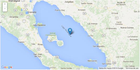 El Gran Lago Amenazado De Nicaragua Connectas