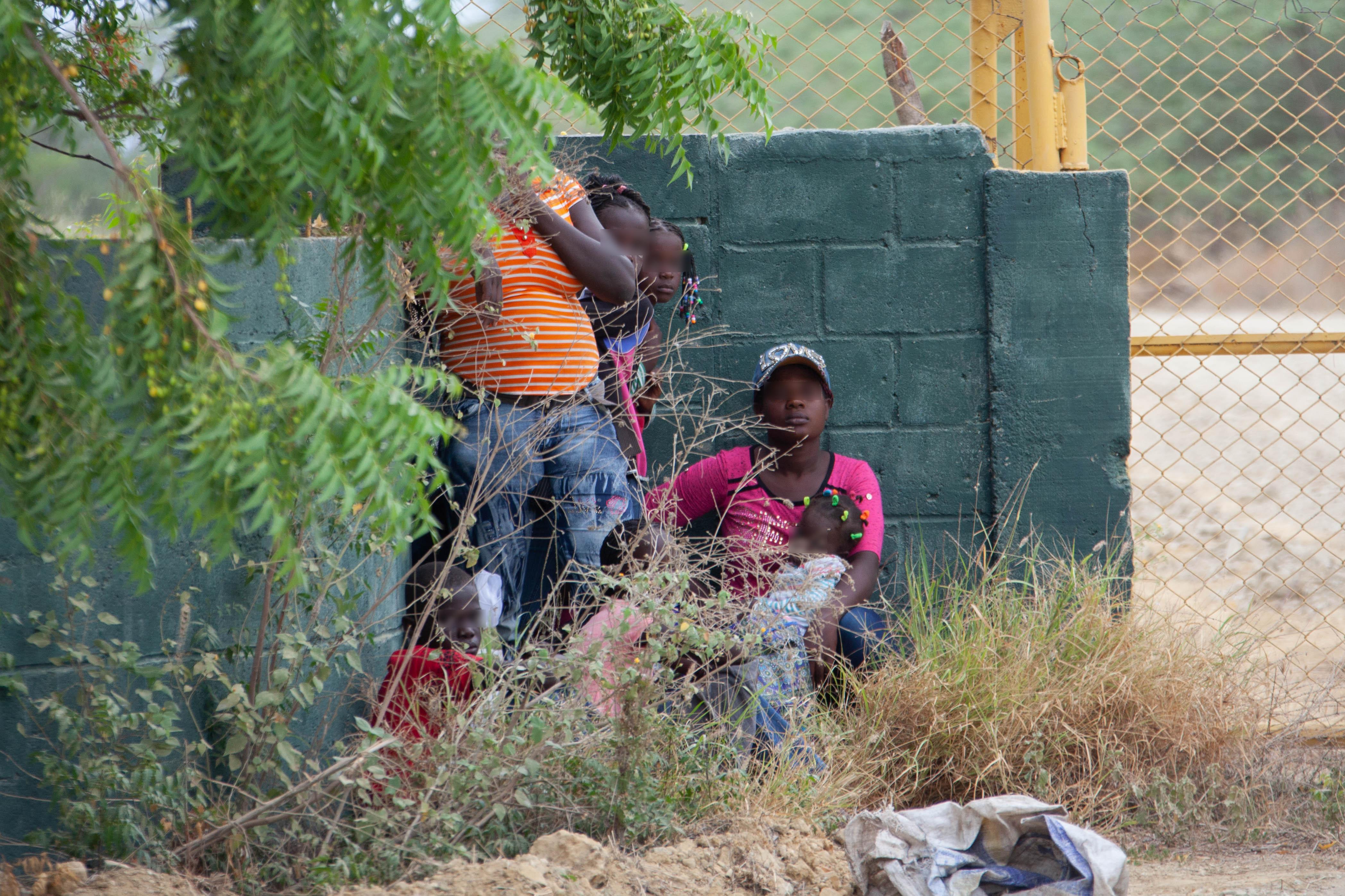 Como Es Vivir En Haiti las manos que abren la puerta al tráfico de haitianos